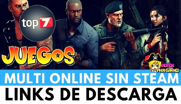 Top 7 Juegos Multijugador Online Sin Steam De Pocos Requisitos 2